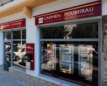 Carmen poumirau agencia inmobiliaria en biarritz for Agencia immobilier