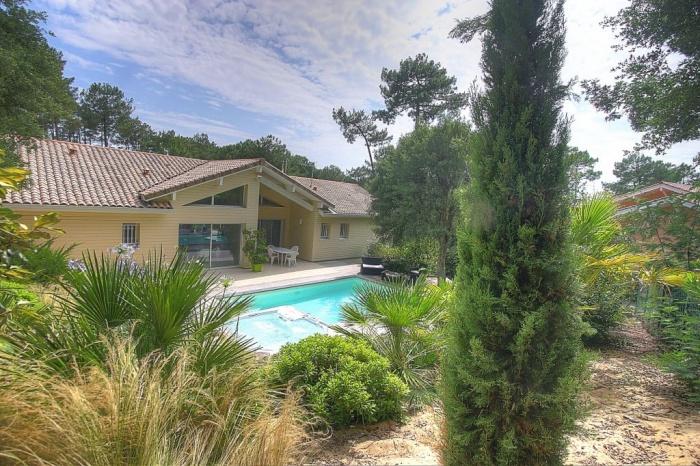 Hossegor superbe contemporaine achat maison villa for Acheter maison hossegor