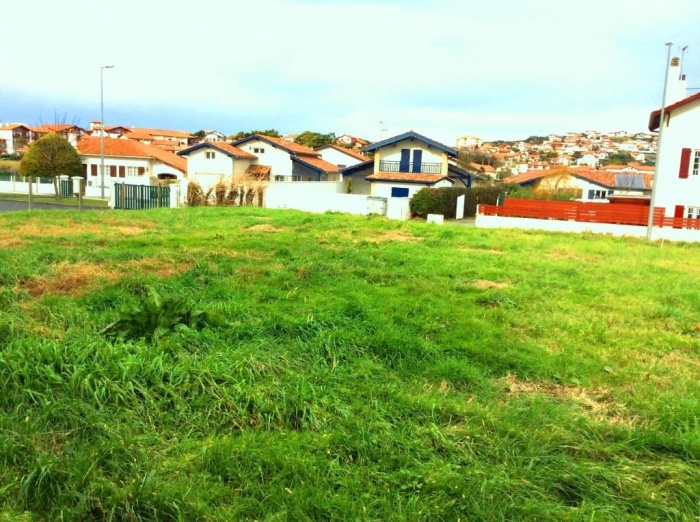 Terrain 513 m² à vendre Bidart