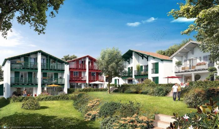 alzirun etxean programme neuf achat immobilier neuf