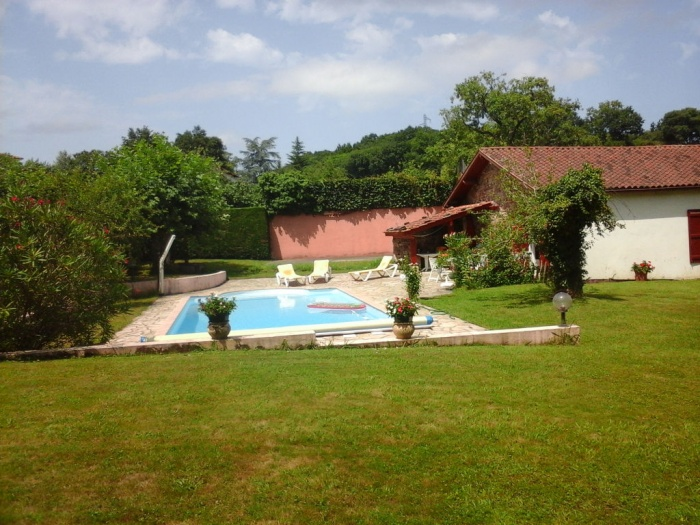 Charming House With Dependence, Pool And Pediment.