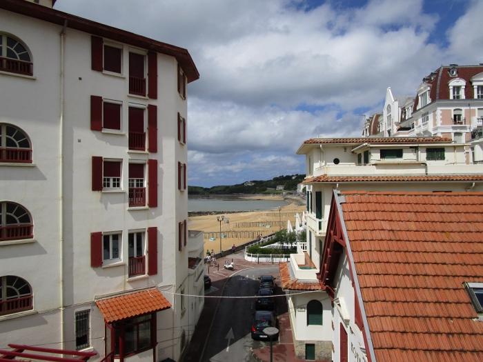 location saisonniere appartement saint jean de luz cote basque location appartement. Black Bedroom Furniture Sets. Home Design Ideas